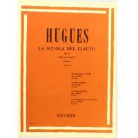 Hugues La Scuola del flauto Op. 51 per 2 Flauti III Grado (Veggetti) - Ricordi