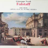 Falstaff - Verdi Giuseppe