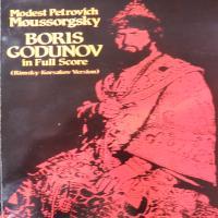 Boris Gudunov - Petrovich Modest