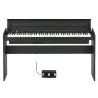 KORG LP-180 BK BLACK NERO OPACO PIANOFORTE DIGITALE CONSEGNATO A DOMICILIO IN 1-2 GIORNI - PRONTA CONSEGNA - SPEDITO GRATIS
