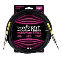 Ernie Ball 6048 Cavo PVC Black 3,05 m Connettori dritti CONSEGNATO A DOMICILIO IN 1-2 GIORNI