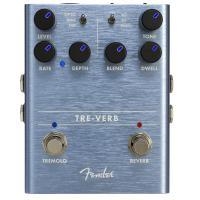 Fender Tre-Verb Digital Reverb/Tremolo Pedale per chitarra elettrica